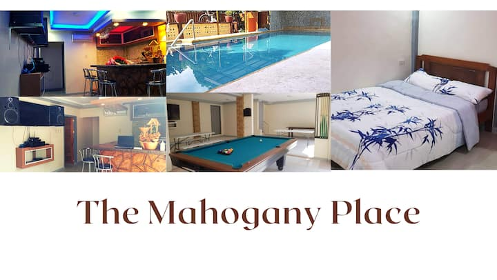 The Mahogany Place in Olongapo Exclusive Resort