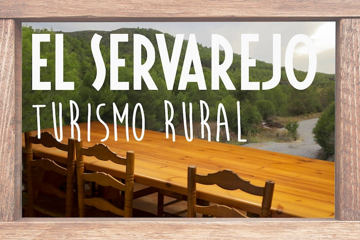 "Casa rural hasta ""20 plazas"""