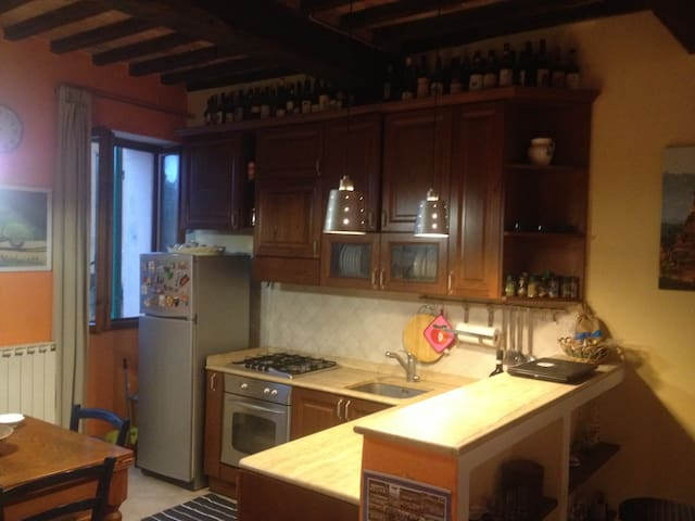 Il rifugio nella Contrada del Bruco - Siena - Apartment