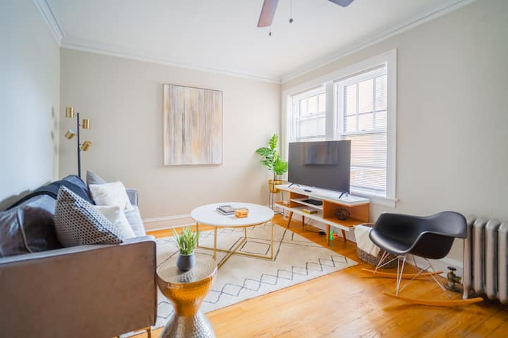 ✨|Beautiful|Comfy|1br|✨LincolnSq.|Near Wrigley| ✨
