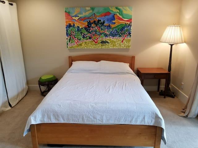 Organic Queen Bed