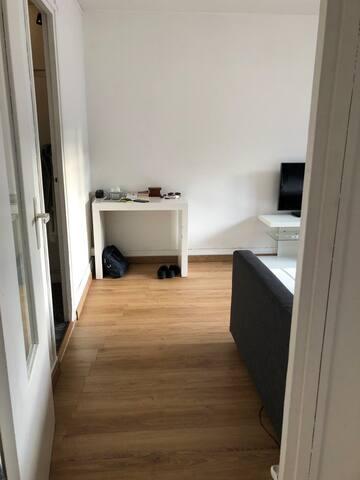Appartement à deux pas de Paris