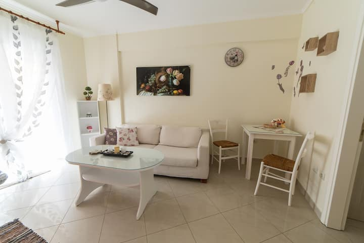 Little, cosy and sunny appartment in Thessaloniki