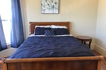 Private Room For Rent In Victorian Home Queen Bed
