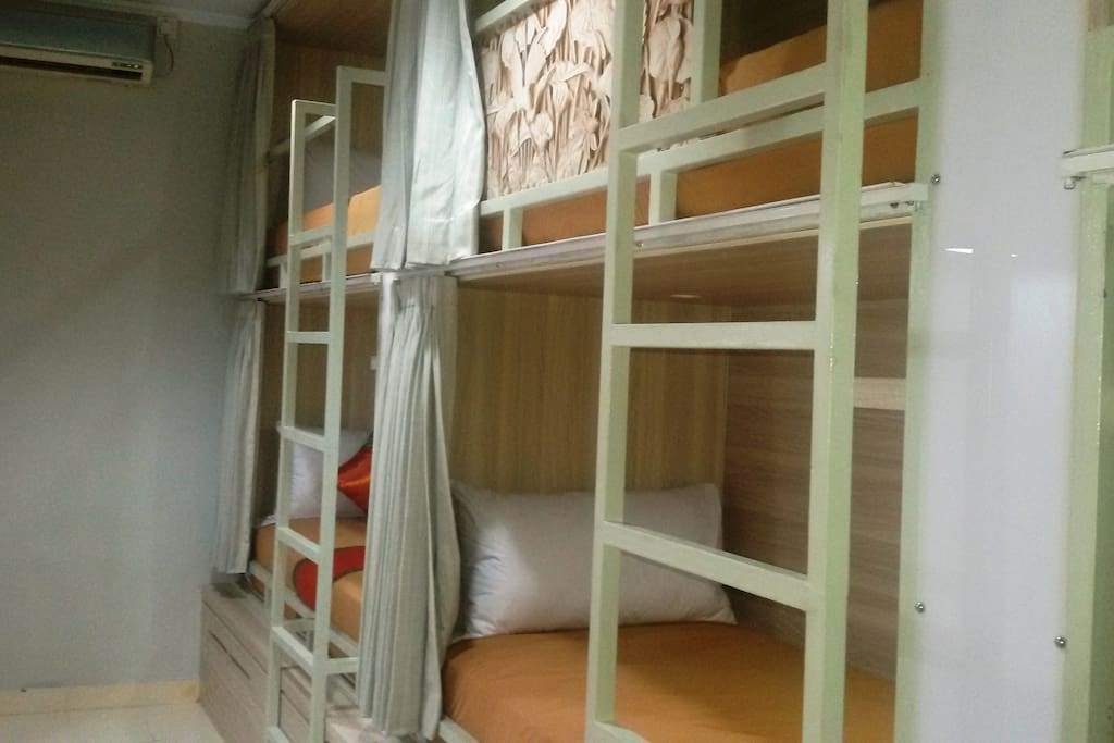 Single Bed Dorms