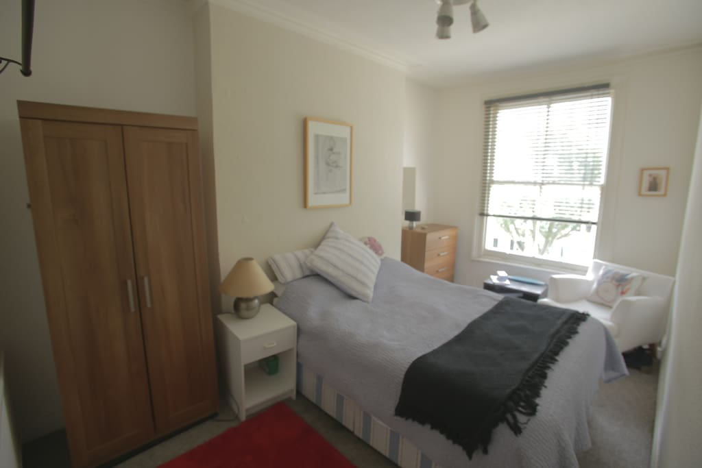 A lovely double Bedroom