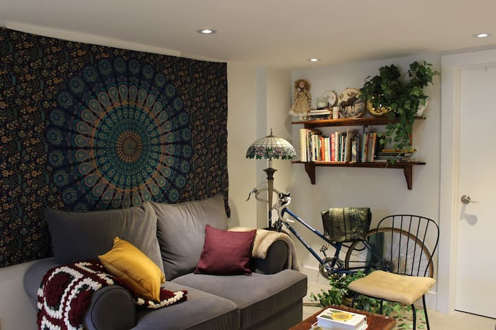 Charming 1 Bedroom Apartment in Roncesvalles - Toronto - Apartment