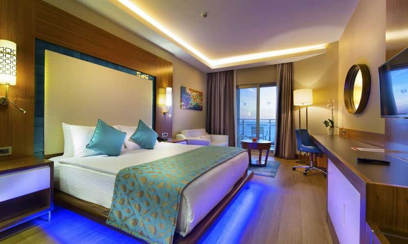 5 Star 2 bedroom accommodation in Kusadasi
