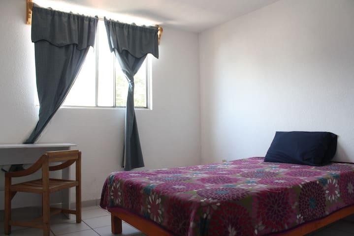 Habitación 2 personas en Zona Residencial