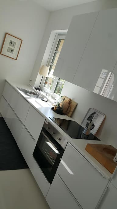 kitchen, coocking with style