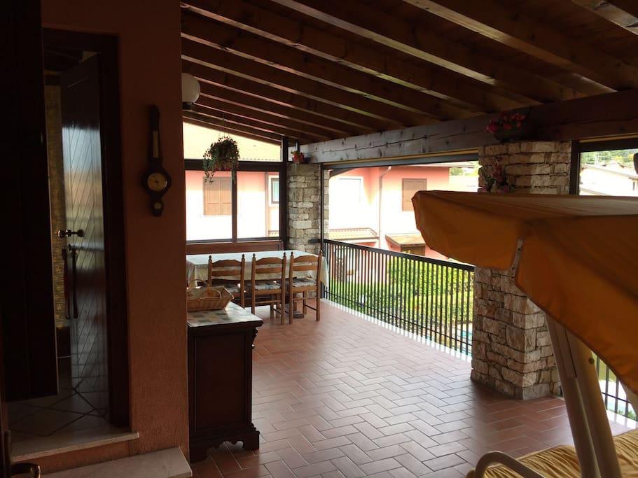 Terrazza Privata Private Terrasse