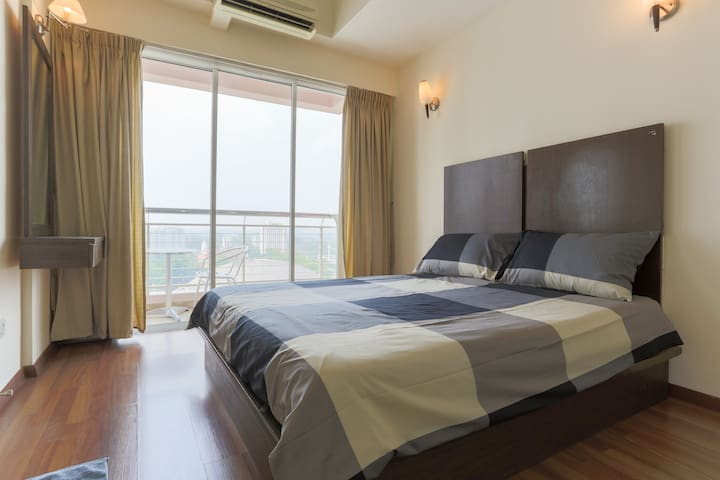 Roomah D: Eco-living in downtown KL! - Kuala Lumpur - Apartment