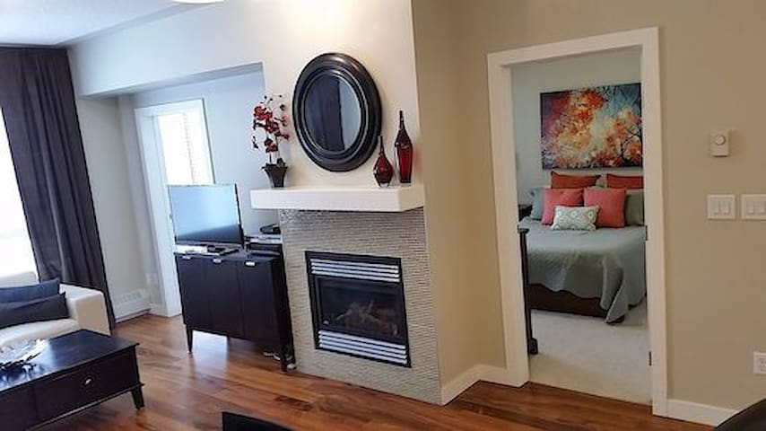 Executive one bedroom rental in Inglewood
