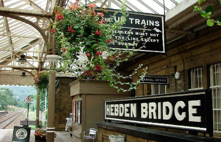 Guidebook for Hebden Bridge