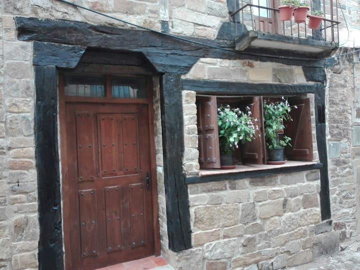 Casa Triskelion.Turismo Rural (2-5 personas)
