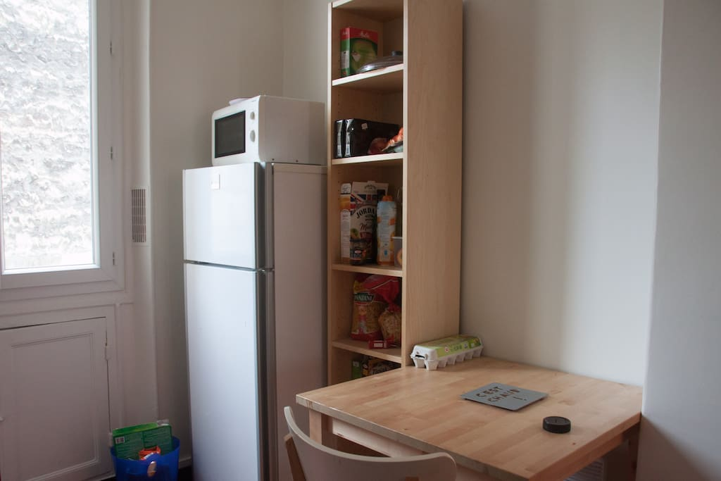 Kitchen - right side