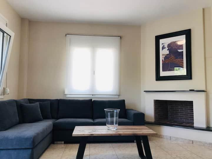 Plaka litochoro, 3 Bedroom apartment, great view 0