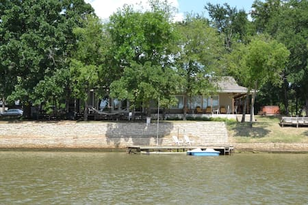RIVER FRONT VACATION HOME (Strict 18 Max person) - Weatherford