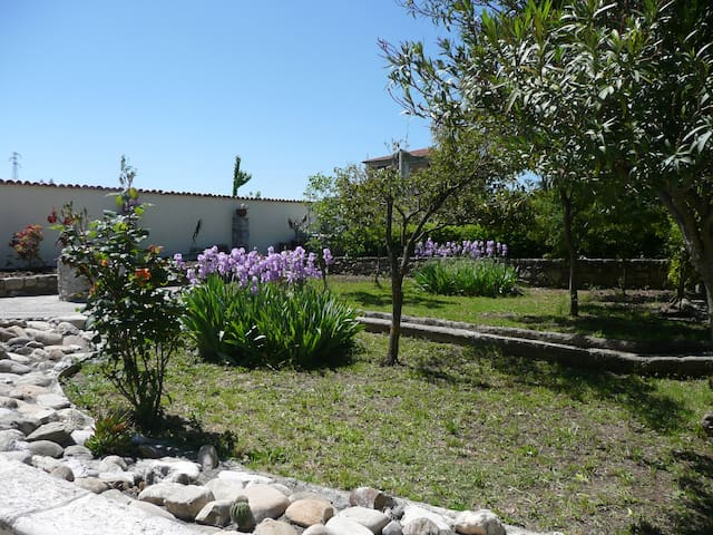 Casa Mimosa, Landgoed Misossero