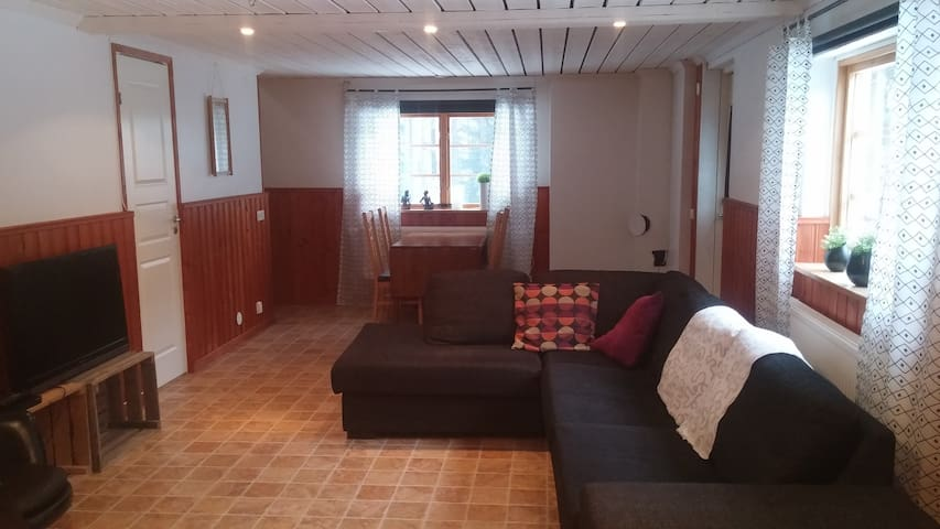 Apartment 2km from Town Centre. - Borlänge - Daire