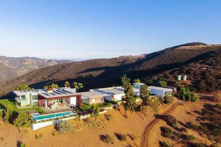 Malibu Modern 6bd Hilltop retreat - Malibu