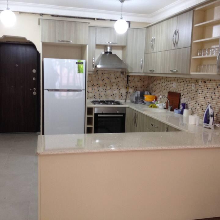 Apartment ground floor near beach DARY 1