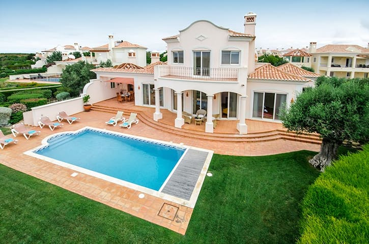 Fabulous  beach front villa at Quinta do Martinhal - Sagres - Villa