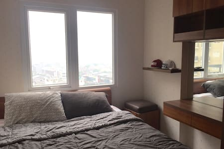 Cozy Comfort & Homey Apartment - West Jakarta - Apartment