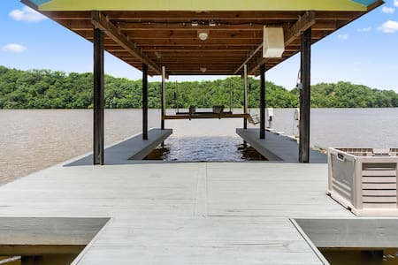 The Lazy Bass - House With A Dock on Claytor Lake