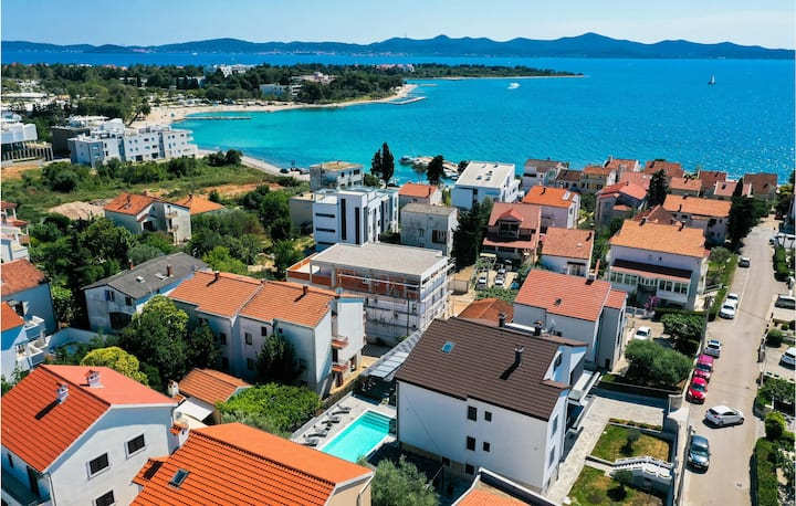 Holiday apartment with 1 bedroom on 32m² in Zadar