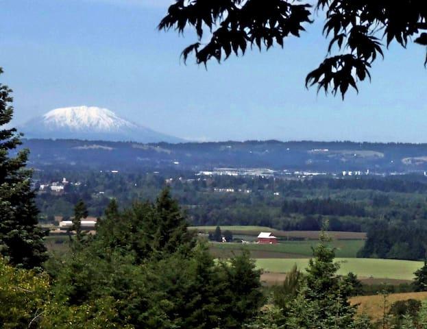 WINE COUNTRY STUDIO Mountain View Paradise GOATS