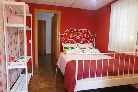 Twin room in Tarragona - Els Pallaresos - Bed & Breakfast