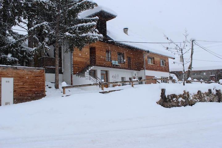 Superbe chalet familial 12 p, Saint-Sorlin D'Arves