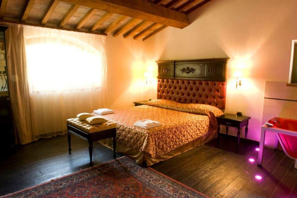 Rilassarsi nella natura chambres d 39 h tes louer for Chambre hote italie