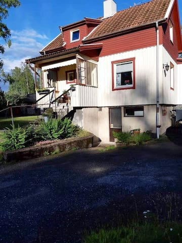 Nice house with big garden. Close to Stockholm C