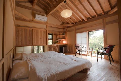 Ocean view guest house Yakushima  - Cottage