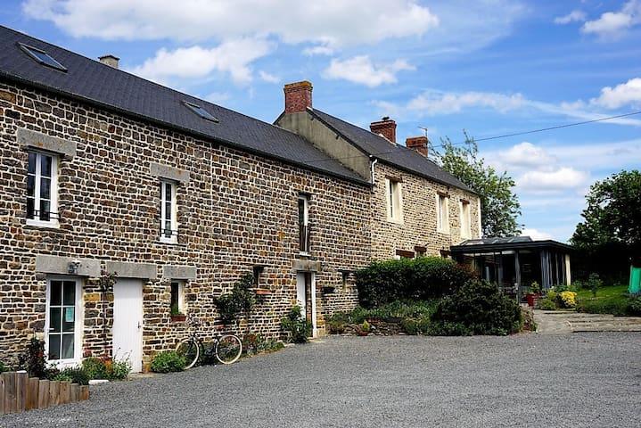 Chambres d'hôtes de la ferme de la Gronde à Esson