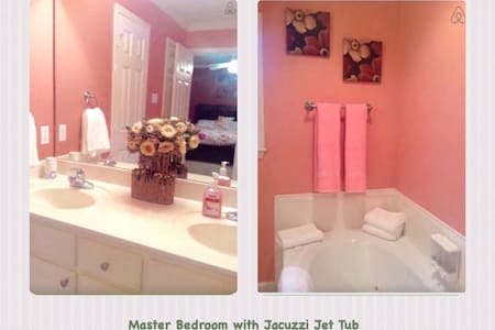 Fully Furnished Entire Home 4bdrms! Super Clean! - Jacksonville - House