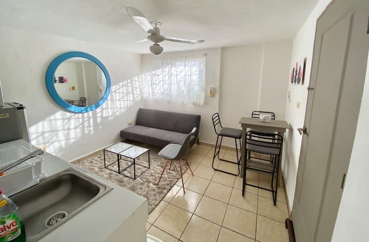 ✽ Pitaya ✽ Céntrico + 1 habitación + terraza