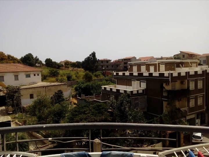 Apartement T3 à draria Boudjemaa Temim.