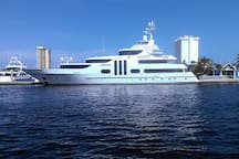 Charter a Yacht Buy a Yacht at the Boat show I welcome you to feel at home at  Angels Divine Sanctuary