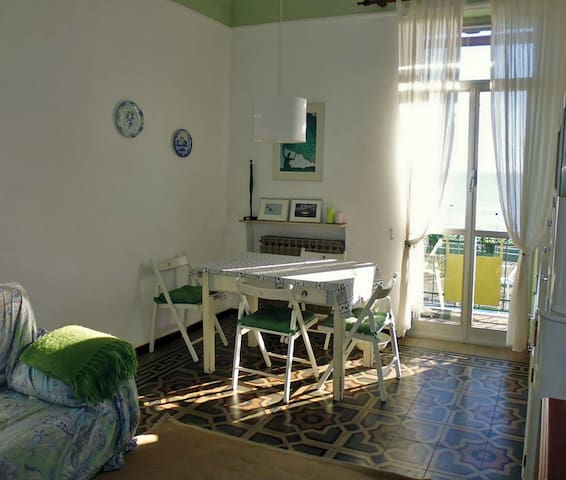House by the sea at Albisola (SV) - Albissola Marina - Appartement