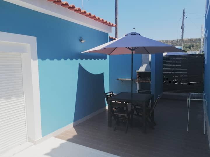 Lisbon Beach Apartments 7 wifi barbecue terrace