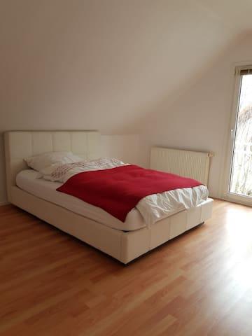 Modern flat near Basel