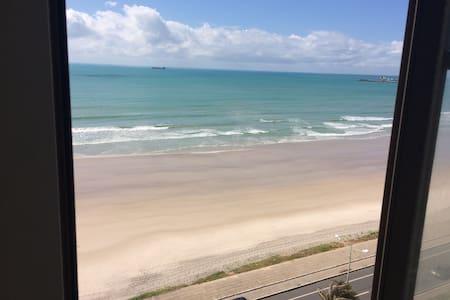 Vista privilegiada do mar - Maceió - 公寓