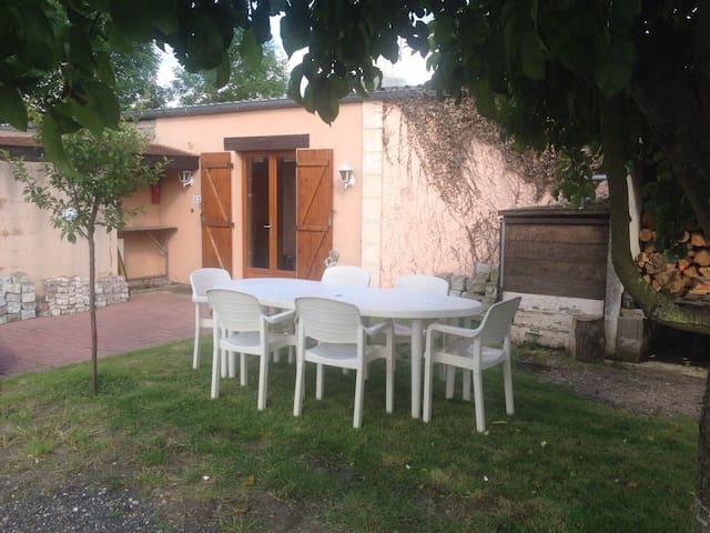 Maison à 10min de Chartres