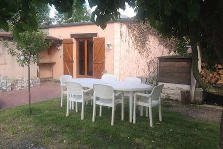 Maison à 10min de Chartres - Nogent-le-Phaye