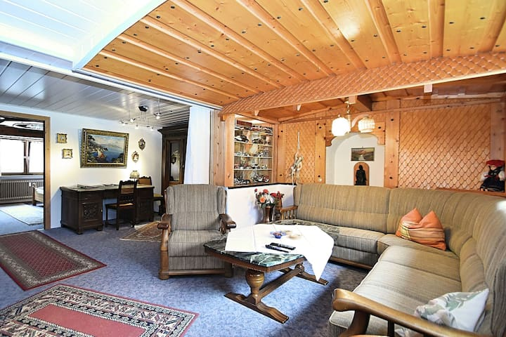 Holiday in the Black Forest, in a holiday apartment with tasteful furnishings