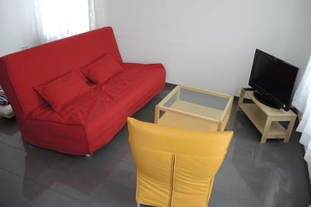 Wohnapartment mit Schlafzimmer /Gartenblick-No.3 - Schwäbisch Hall