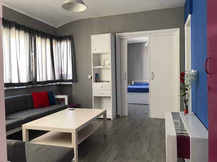 Modern two-bedroom apartment in old Nicosia